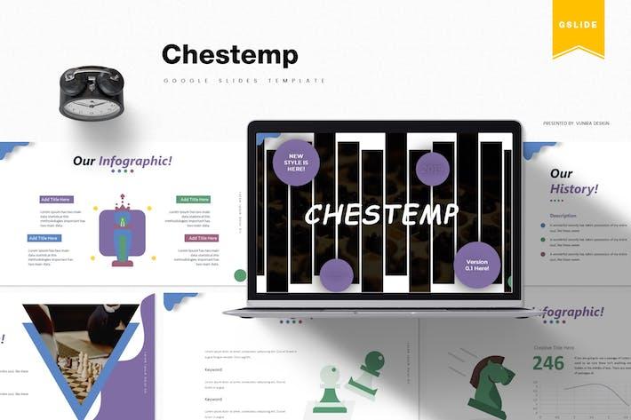 Thumbnail for Chestemp | Шаблон слайдов Google