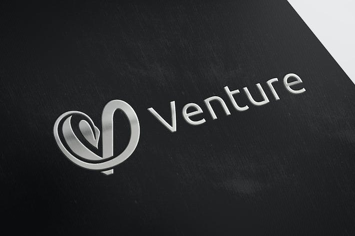 Thumbnail for Venture Logo Templete