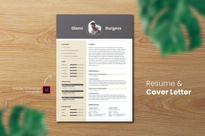 Thumbnail for Resume & Cover Letter
