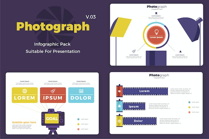 Thumbnail for Photography v3 - Infographic