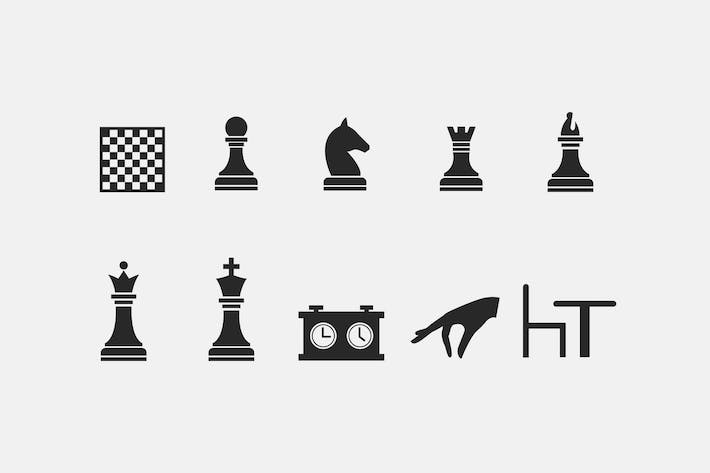 Thumbnail for 15 Chess Icons