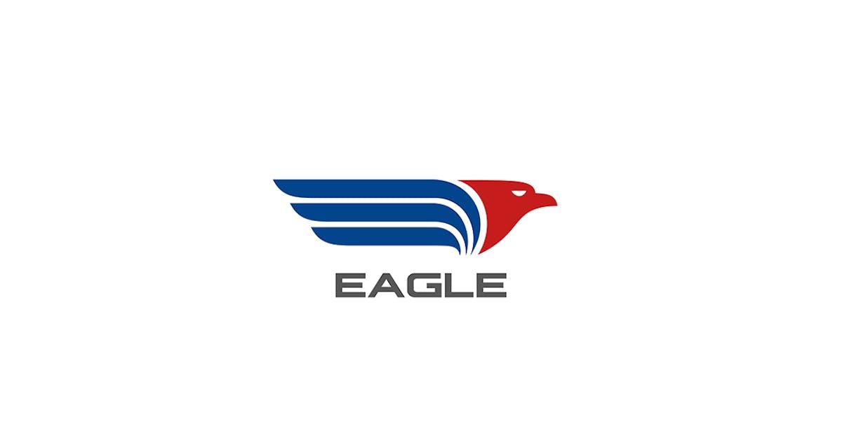 Download Eagle Bird Logo Wings by Sentavio