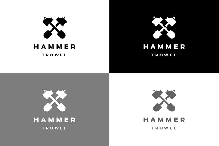 Thumbnail for Hammer - Logo Template