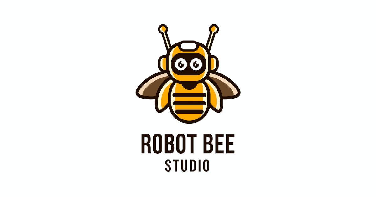 Download Robot Bee Studio Logo Template by IanMikraz