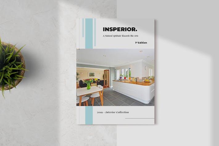 Thumbnail for Insperior - Interior Magazine