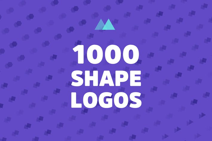 Thumbnail for 1000 Shape Logos
