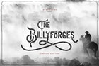 Billyforges - Duo Fonts