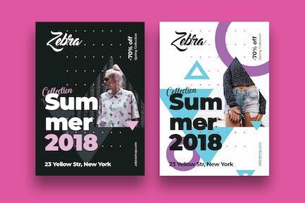 Shop Marketing Flyer