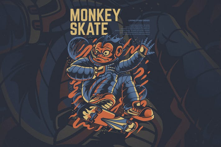 Thumbnail for Skate Monkey