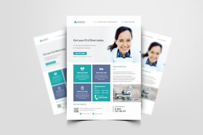 Creative Medical Flyer 04