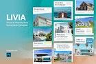 Livia - House Instagram Feed Template