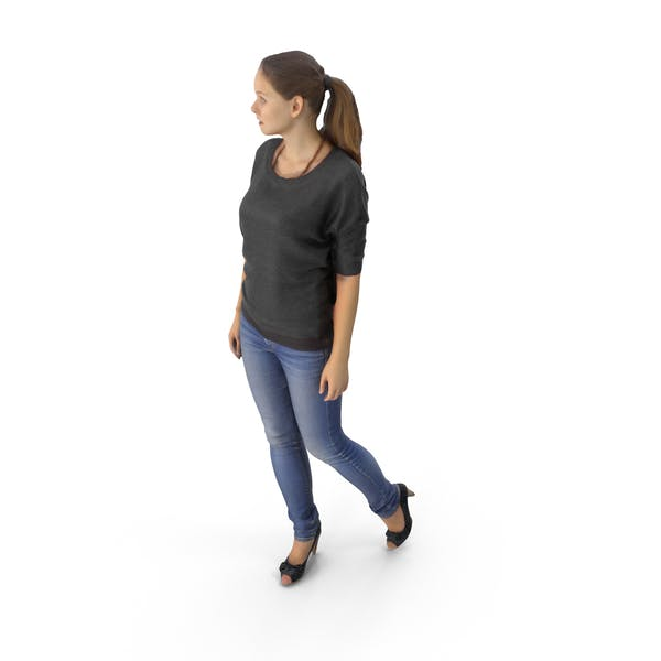 Thumbnail for Casual Woman