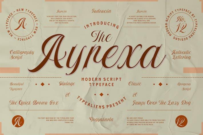 Thumbnail for Ayrexa
