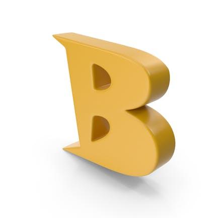 B amarillo