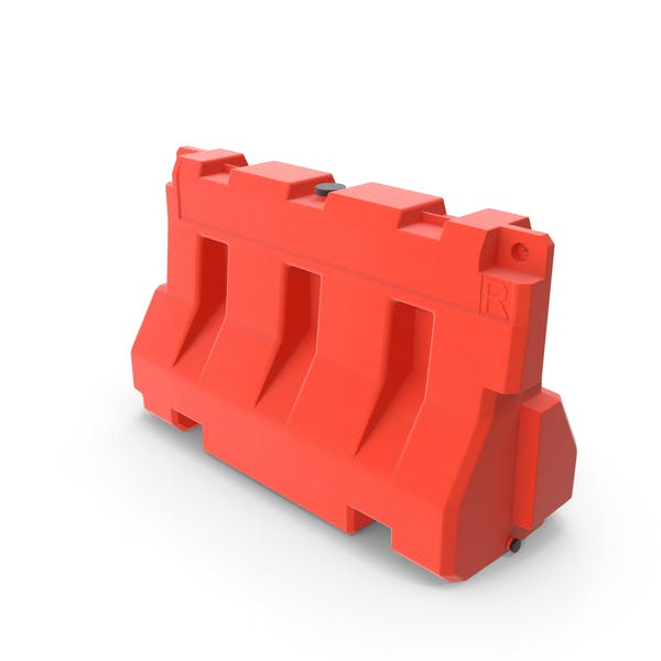Thumbnail for Plastic Jersey Barrier