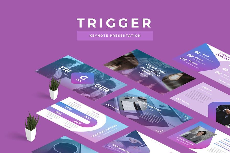 Trigger Business Keynote Presentation