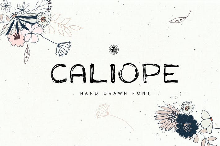 Thumbnail for Caliope Font
