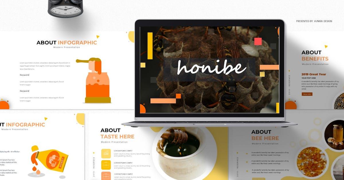 Download Honibe | Google Slides Template by Vunira