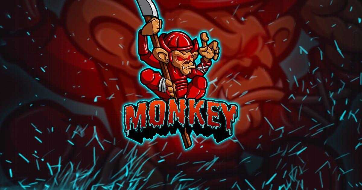Download Monkey - Esports Mascot Logo YR by Rometheme
