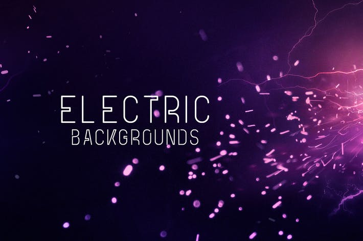 Thumbnail for Electric Light Backgrounds
