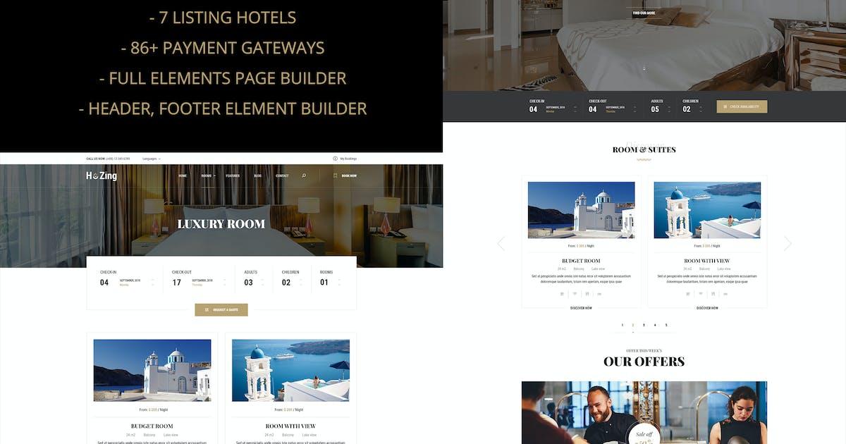 Download Hozing - Hotel Booking WordPress Theme by ovatheme