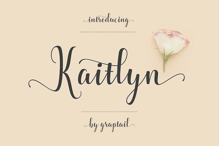 Thumbnail for Kaitlyn Script