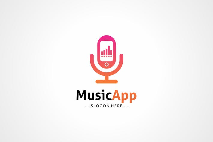 Thumbnail for Music App Logo