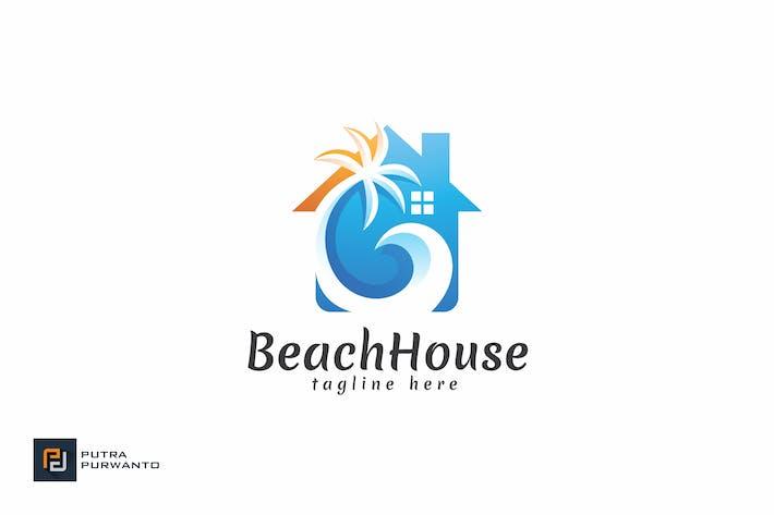 Thumbnail for Beach House - Logo Template