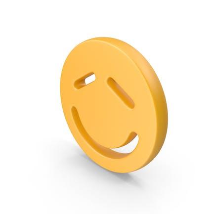 Cara de Sonrisa Alegre