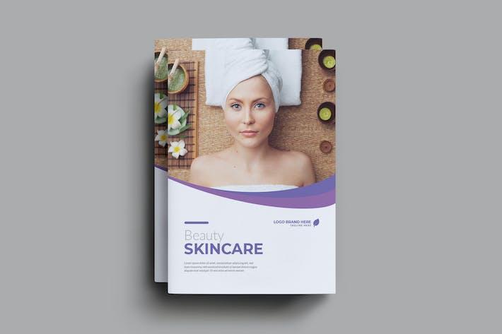 Thumbnail for Beauty Skin Brochure
