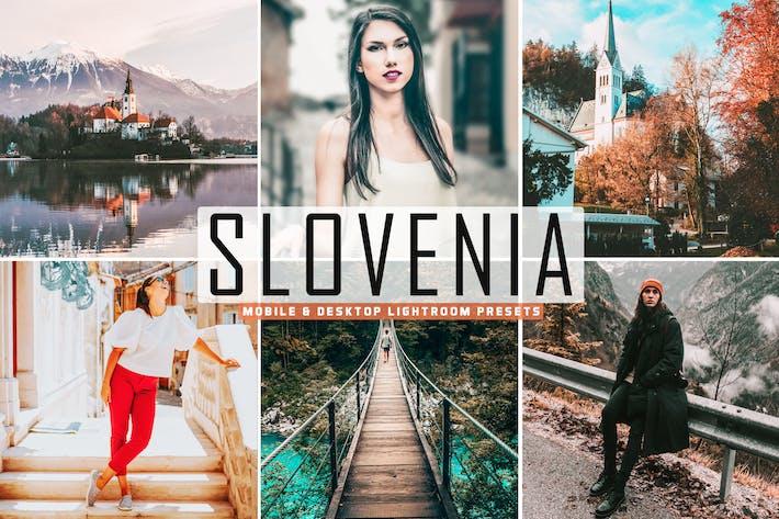 Thumbnail for Slovenia Mobile & Desktop Lightroom Presets
