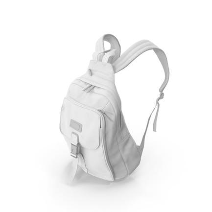 Women's Backpack White