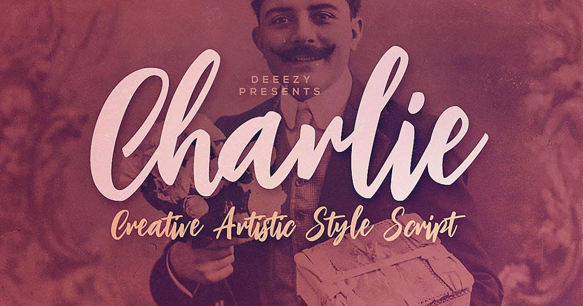 Download Charlie Script Font by cruzine