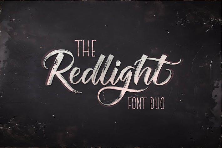 Thumbnail for LA REDLIGHT - Fuente de pincel
