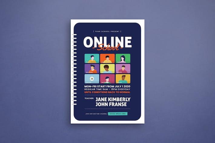 Thumbnail for Online School