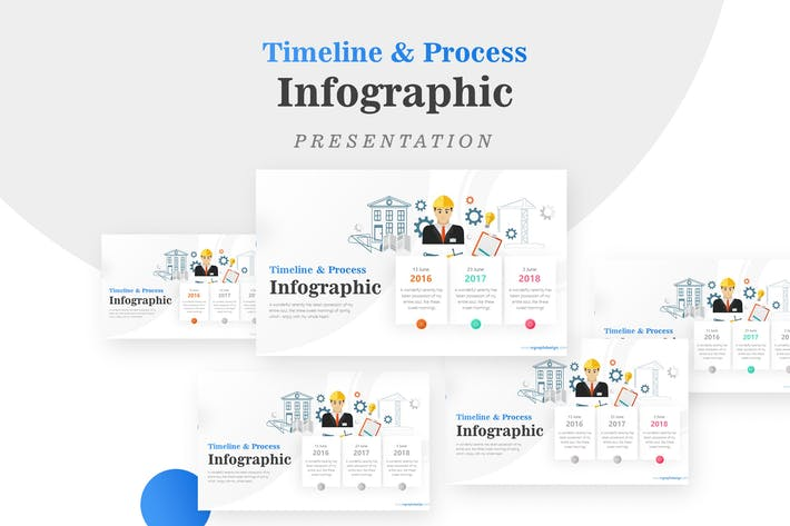 Construction Industry Powerpoint Template