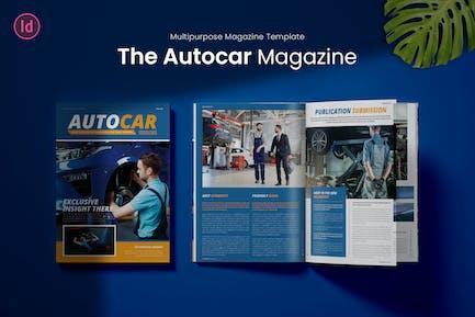 Autocar Magz Magazine