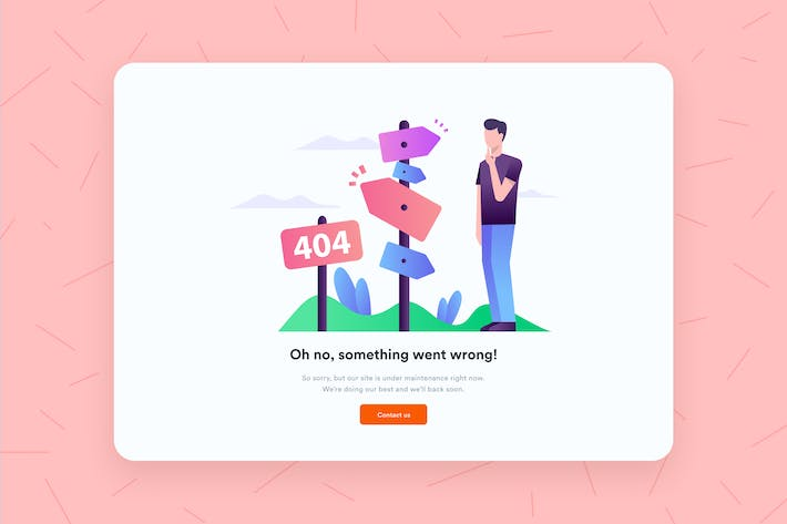 Thumbnail for Data Not Found - Onboarding Illustration