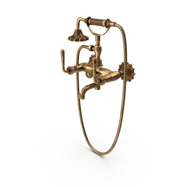 Thumbnail for Antique Brass Faucet