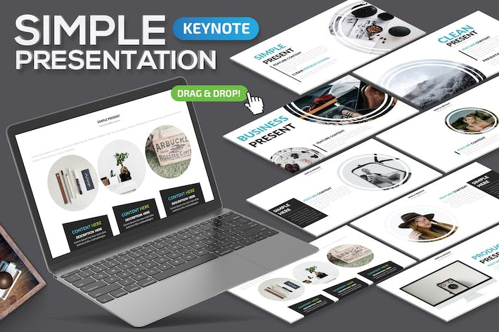 Thumbnail for Simple Keynote Presentation