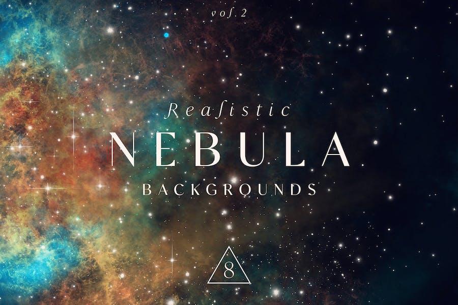 Fondo Realista NebuloFondos Vol.2