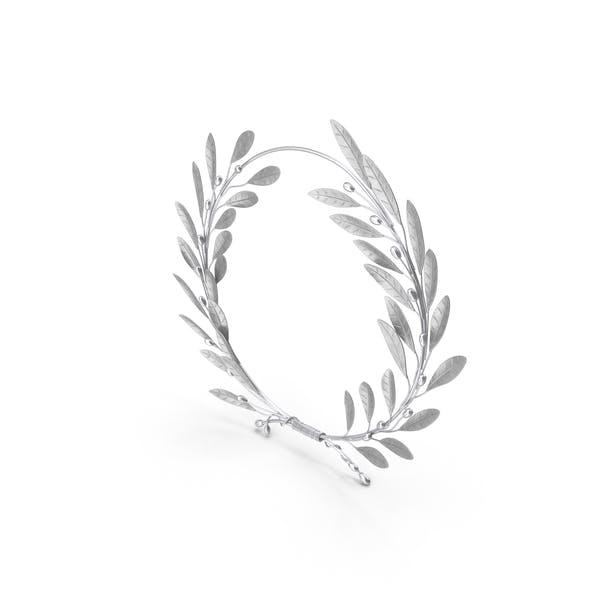 Laurel Wreath Silver
