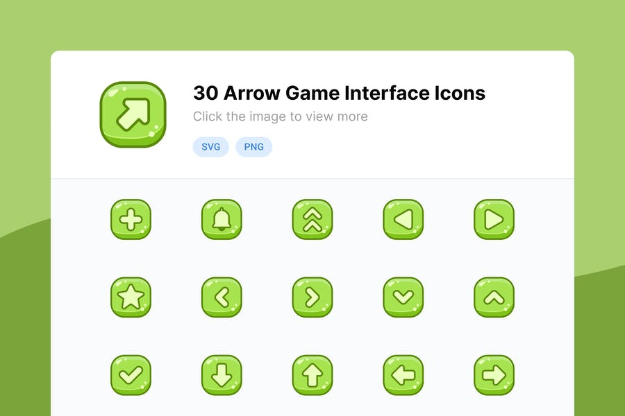 Pfeil-Spiel-Interfac