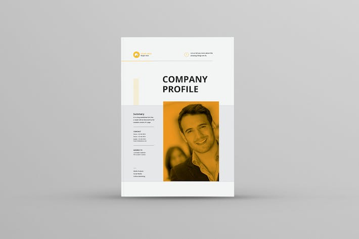 Thumbnail for Company Profile