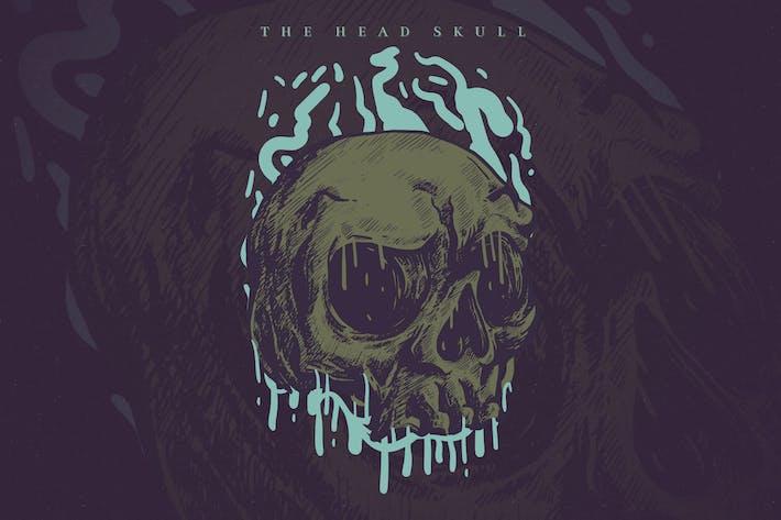Thumbnail for The Head Skull
