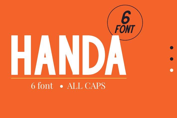 Thumbnail for Handa