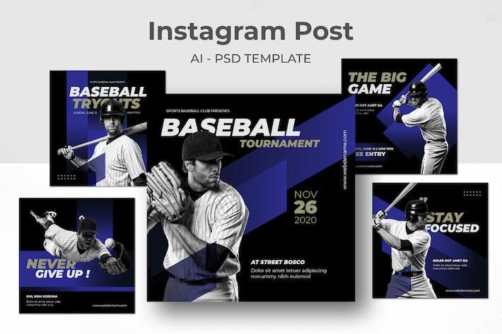 Thumbnail for Sport Instagram