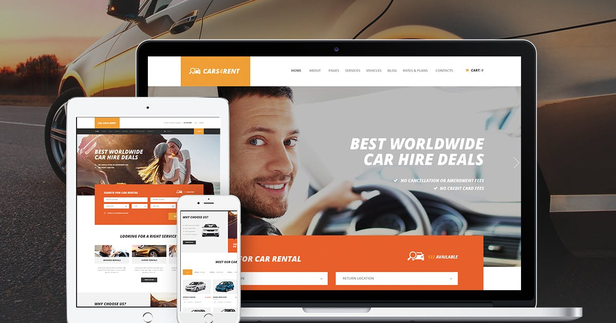 Download Cars4Rent by axiomthemes