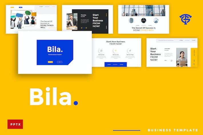 Thumbnail for Bila Business - Powerpoint