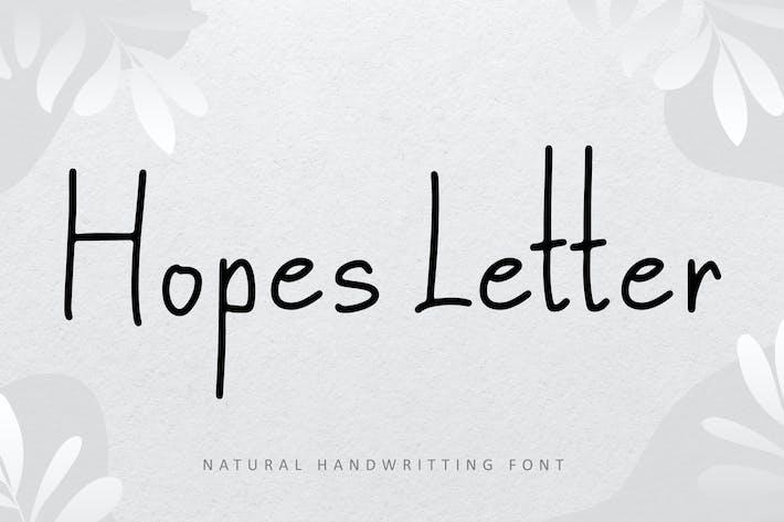 Letra esperanzas fuente natural